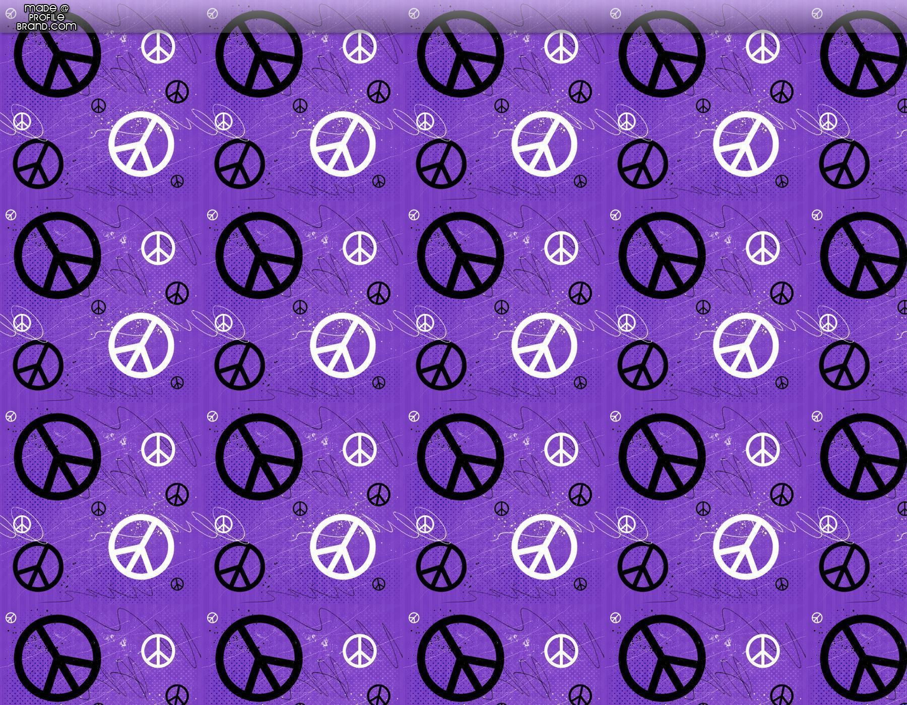 Peace Sign Wallpapers 1800x1400