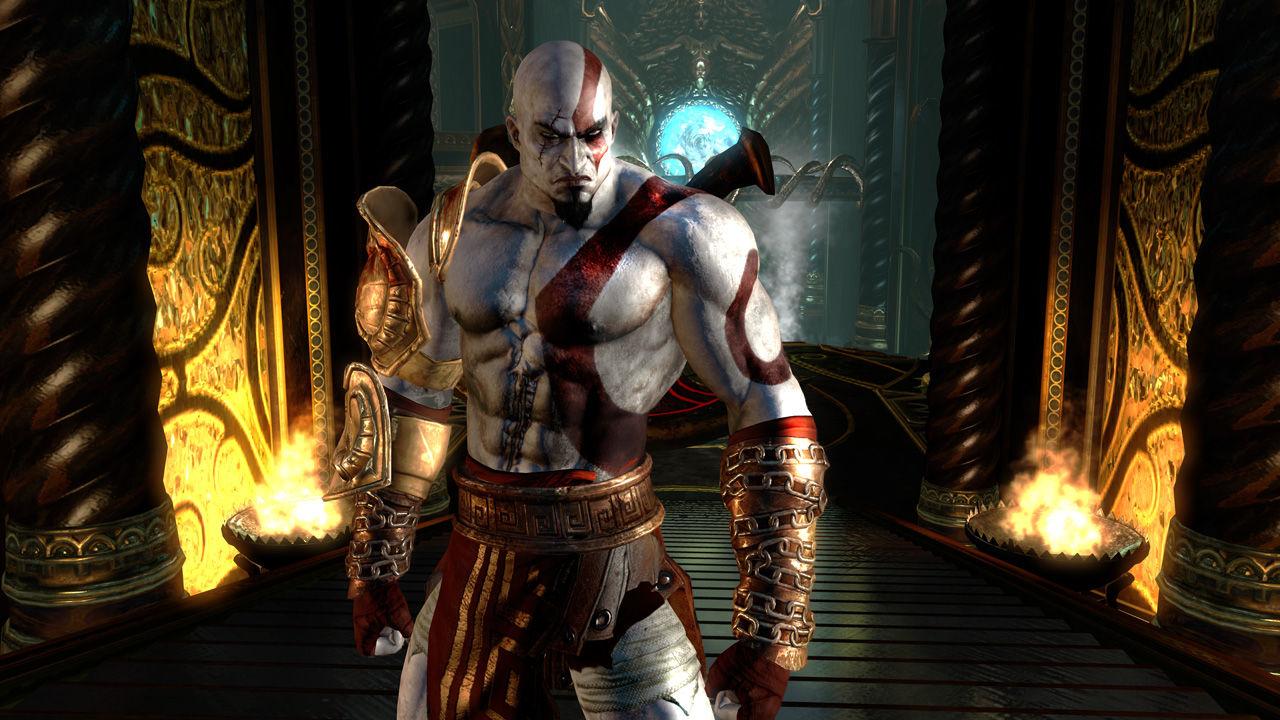 Wallpapers de God of War 3 HD DragonXoft 1280x720