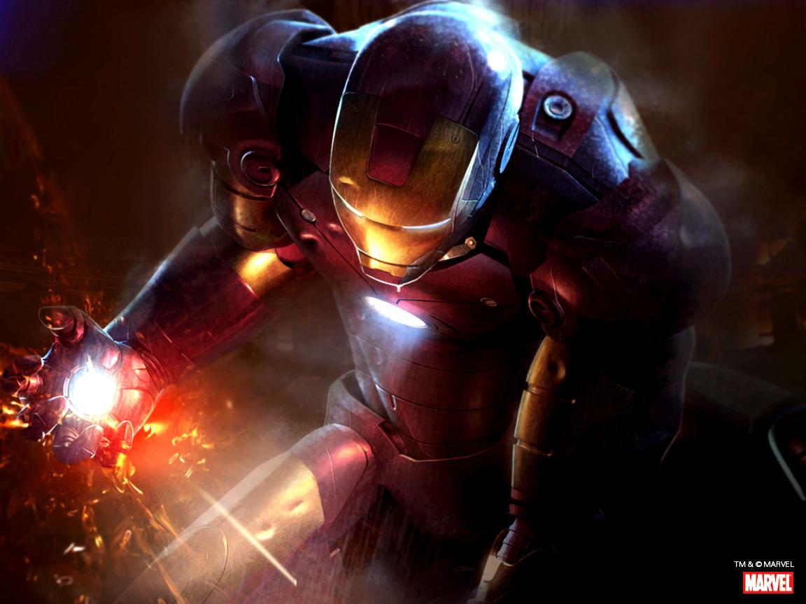 Iron Man 2 Wallpaperfondos HD Todo Imagenes 1152x864