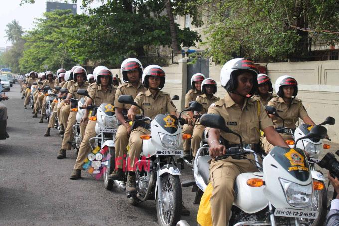 Photos Rani Mukerji launches Women Beat Marshalls Pictures Images 680x453