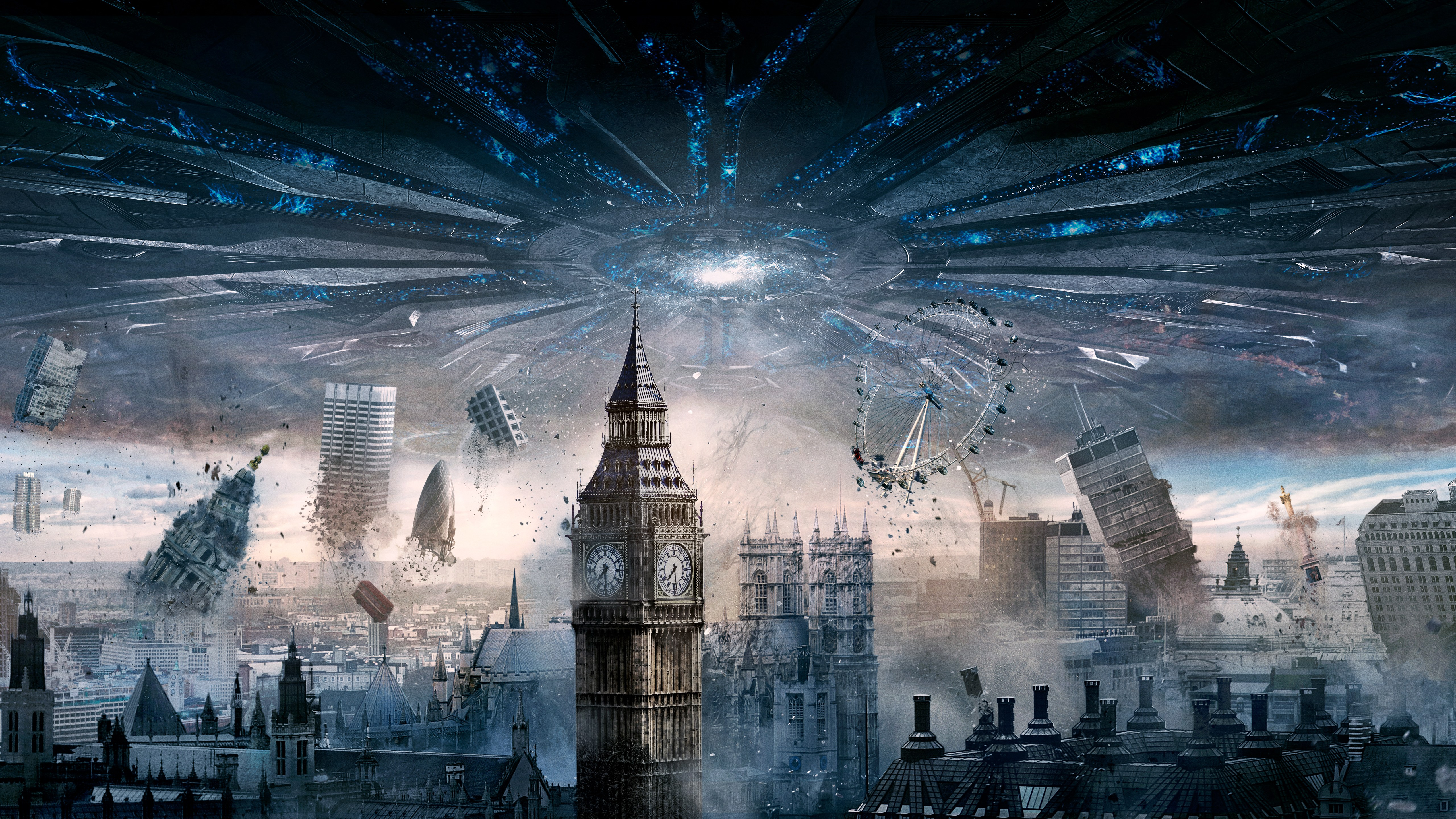 19 Invasion HD Wallpapers Background Images 5120x2880