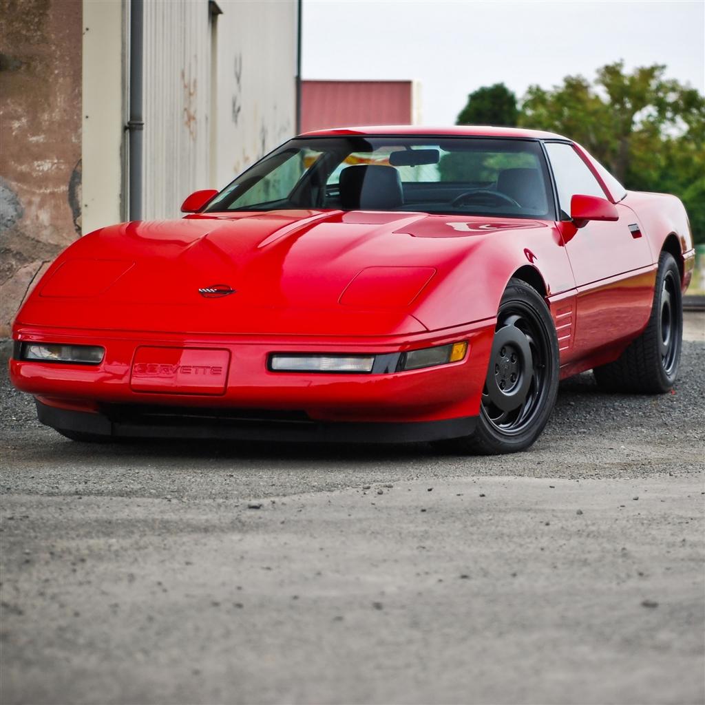 Corvette IPhone Wallpaper