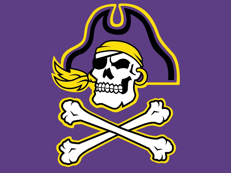 East Carolina Pirates 1365x1024