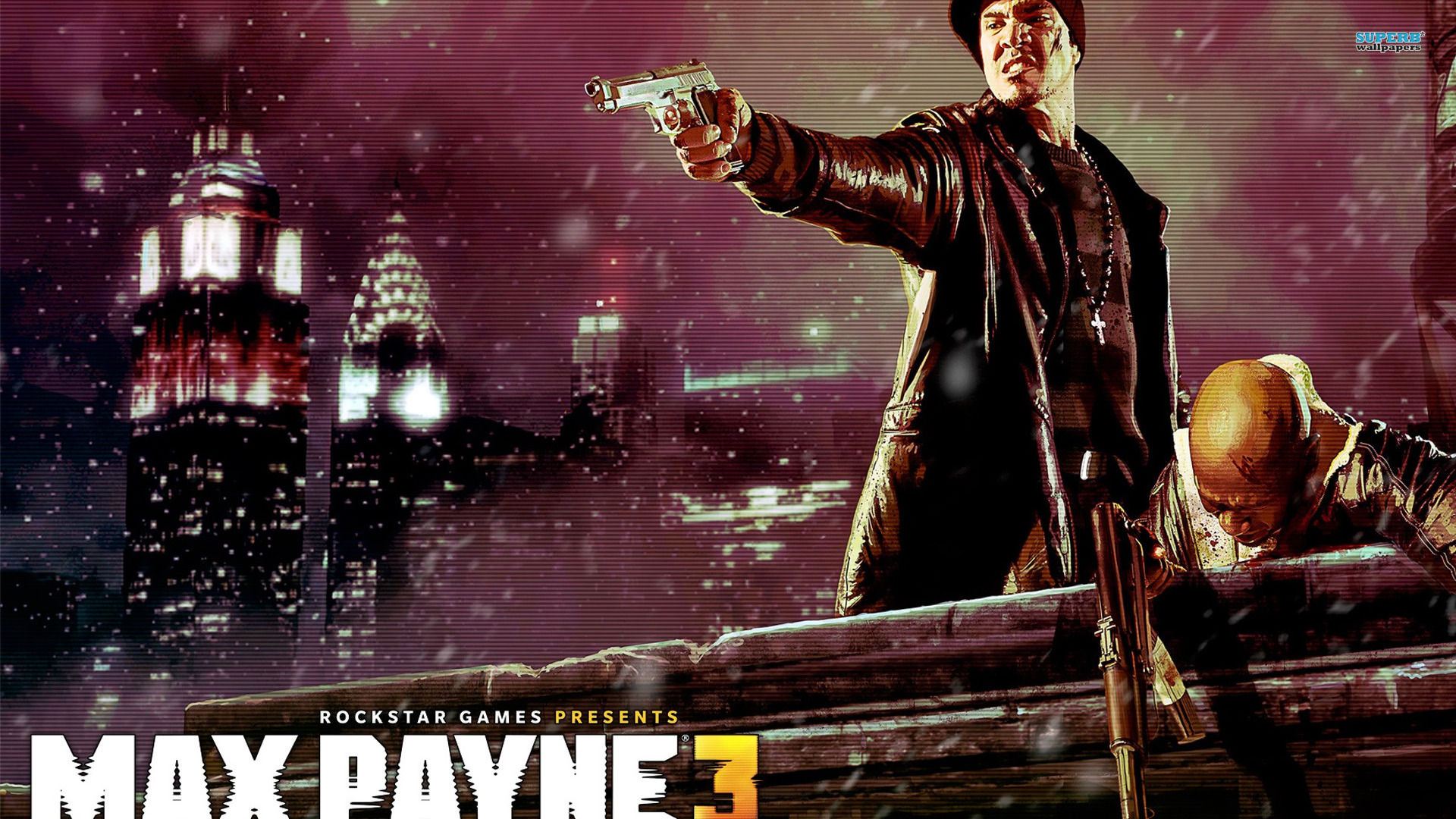 Max Payne 3 Wallpaper 31259 Hd Wallpapers Background 1920x1080