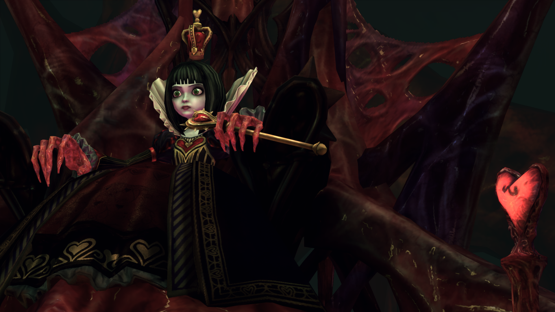 Alice Madness Returns 1080p Wallpaper 34 Red Queen of Heartspng 1920x1080