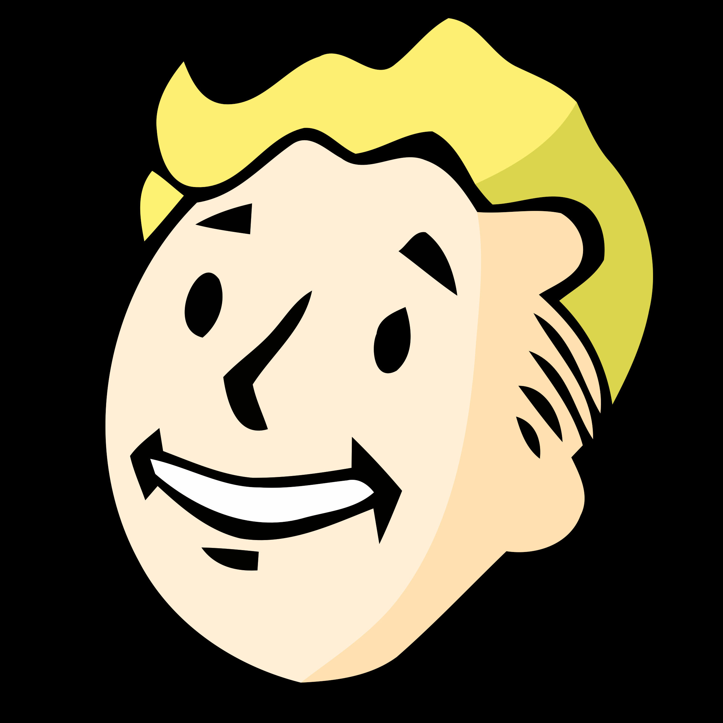 Fallout 4 Wallpaper Hd: Vault Boy Phone Wallpaper