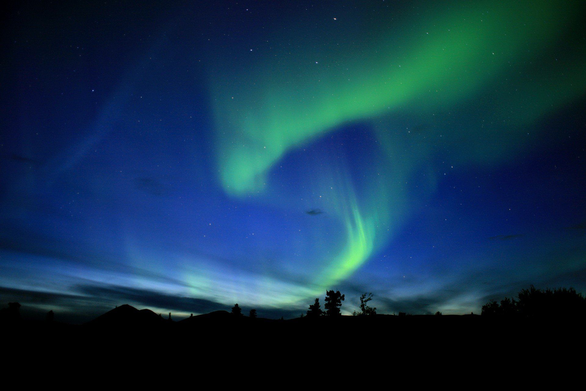 widescreen wallpapers x aurora borealis - photo #5