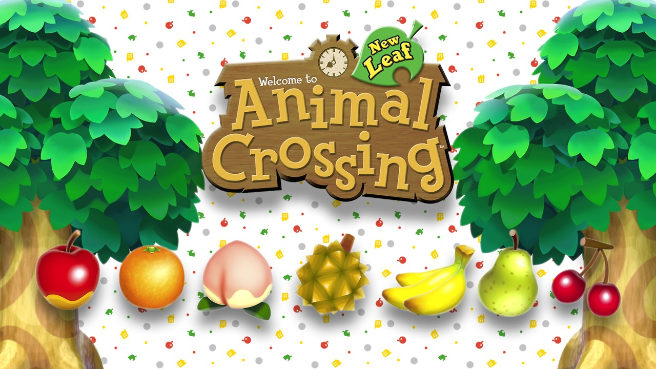 Animal Crossing New Leaf Foods