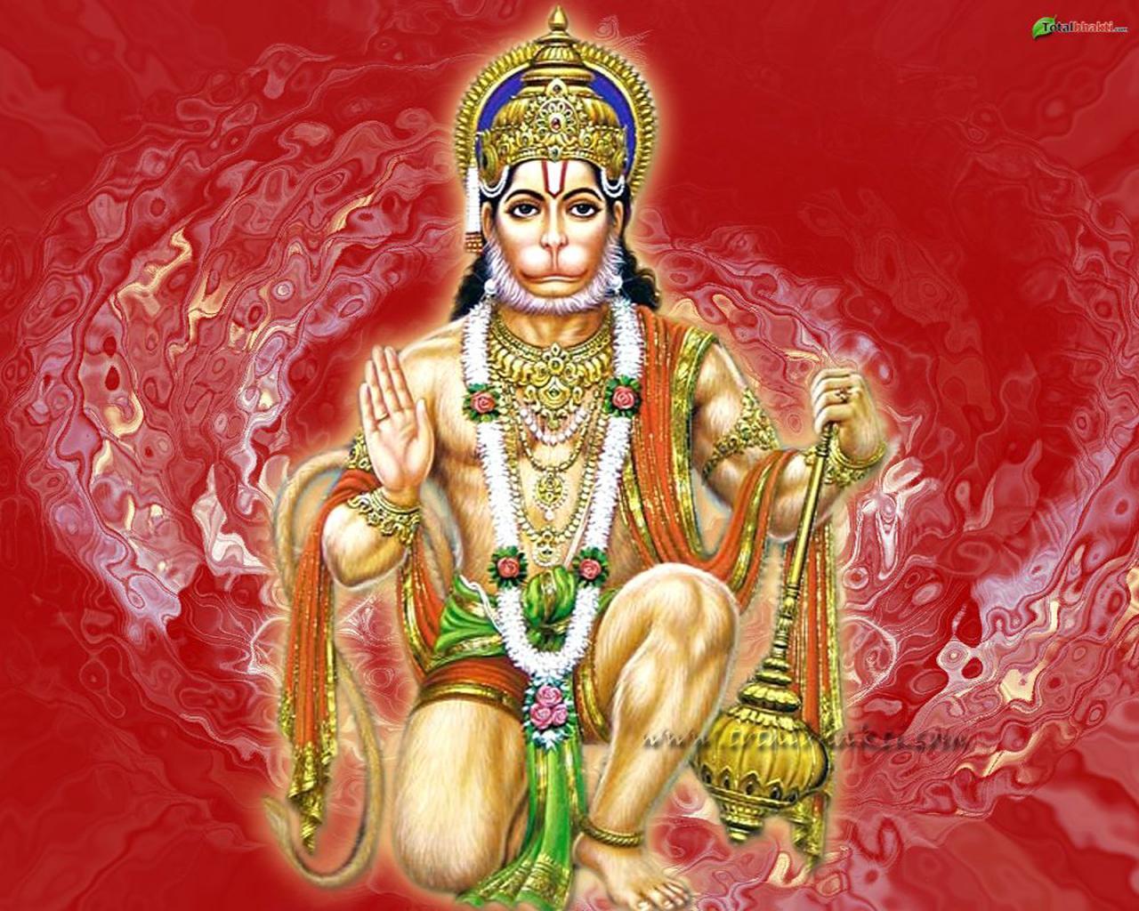 3d hd wallpapers god hanuman