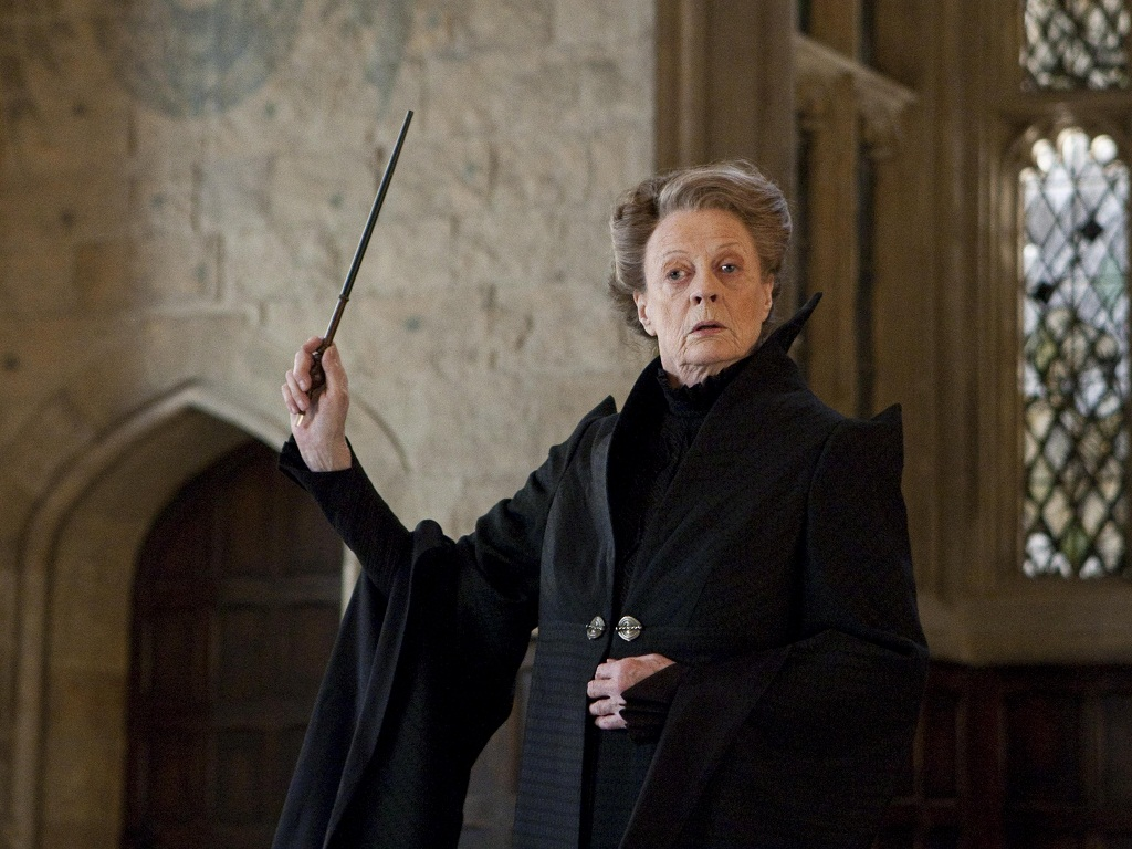 Minerva McGonagall Wallpaper   Hogwarts Professors Wallpaper 1024x768