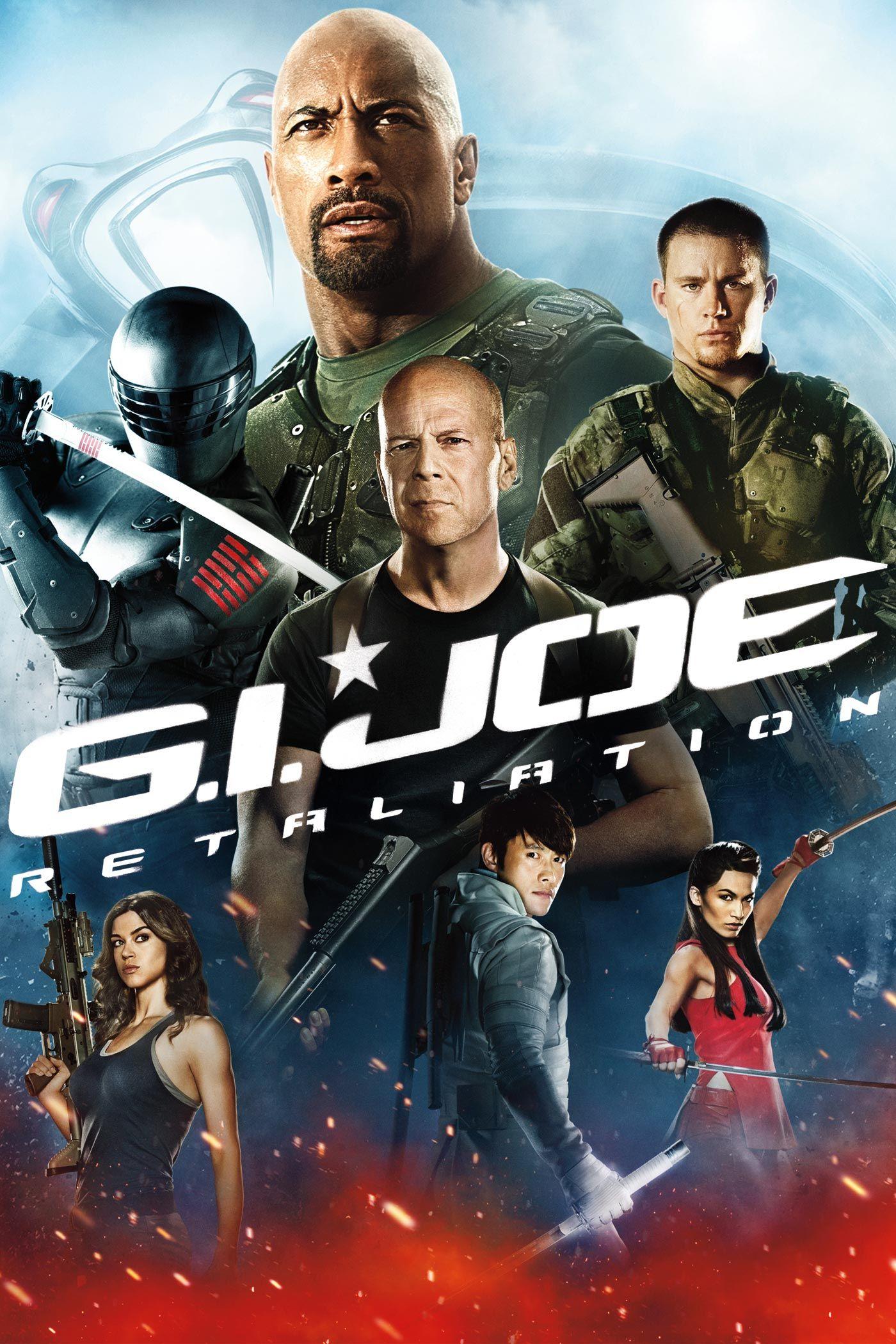 Gi Joe Retaliation   wallpaper HD Amazon instant video Dvd 1400x2100