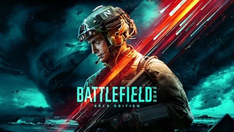 Pre Purchase Pre Order Battlefield 2042 Gold Edition   Epic 2560x1440