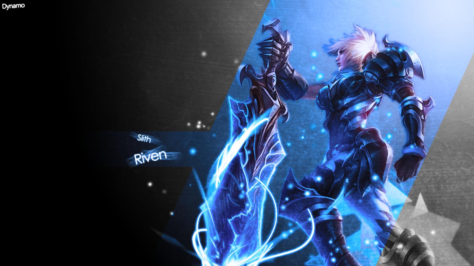 Riven League of Legends Wallpaper Riven Desktop Wallpaper 1600x900
