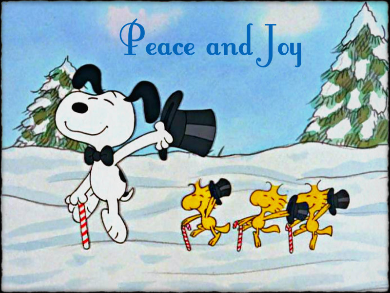Christmas with Snoopy   Christmas Wallpaper 32884386 800x600
