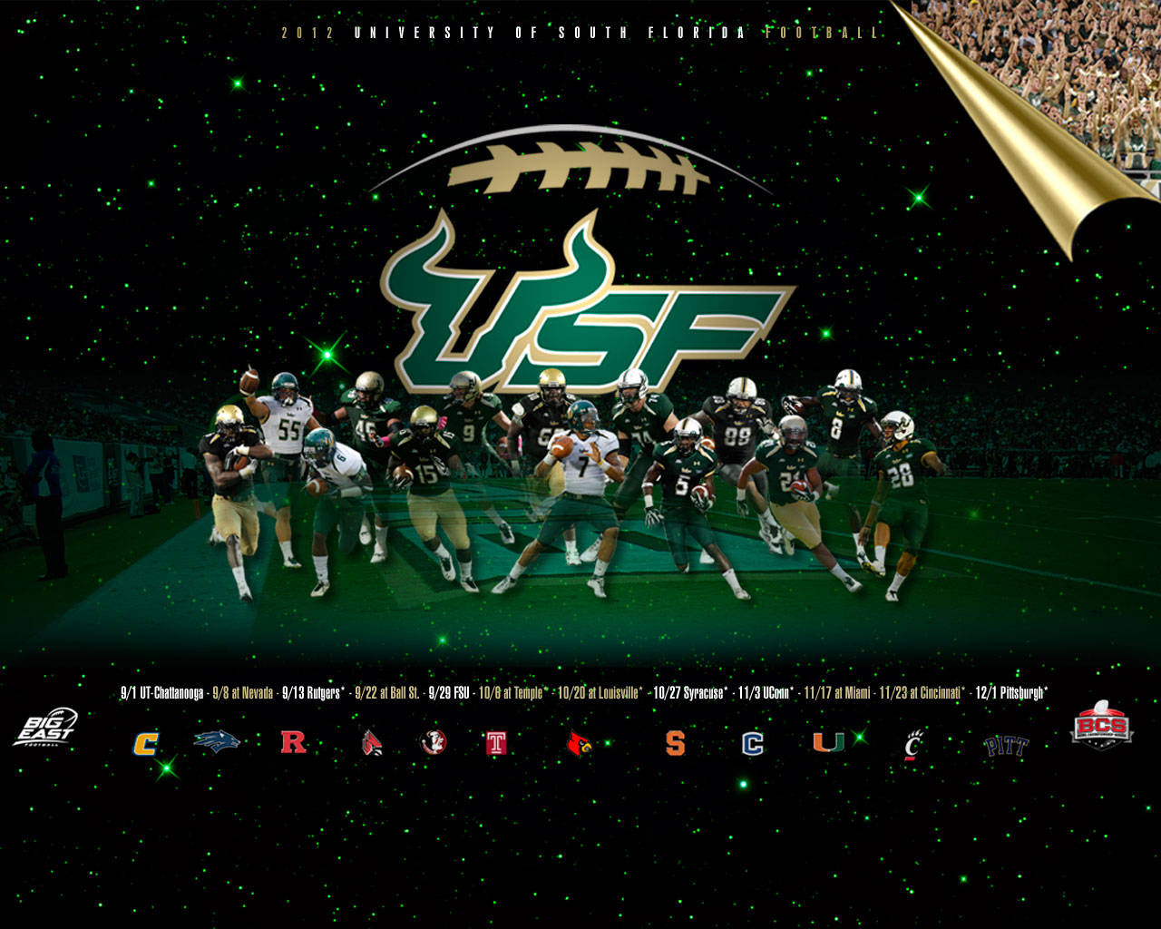 comOfficial Athletics Web Site of the University of South Florida 1280x1024