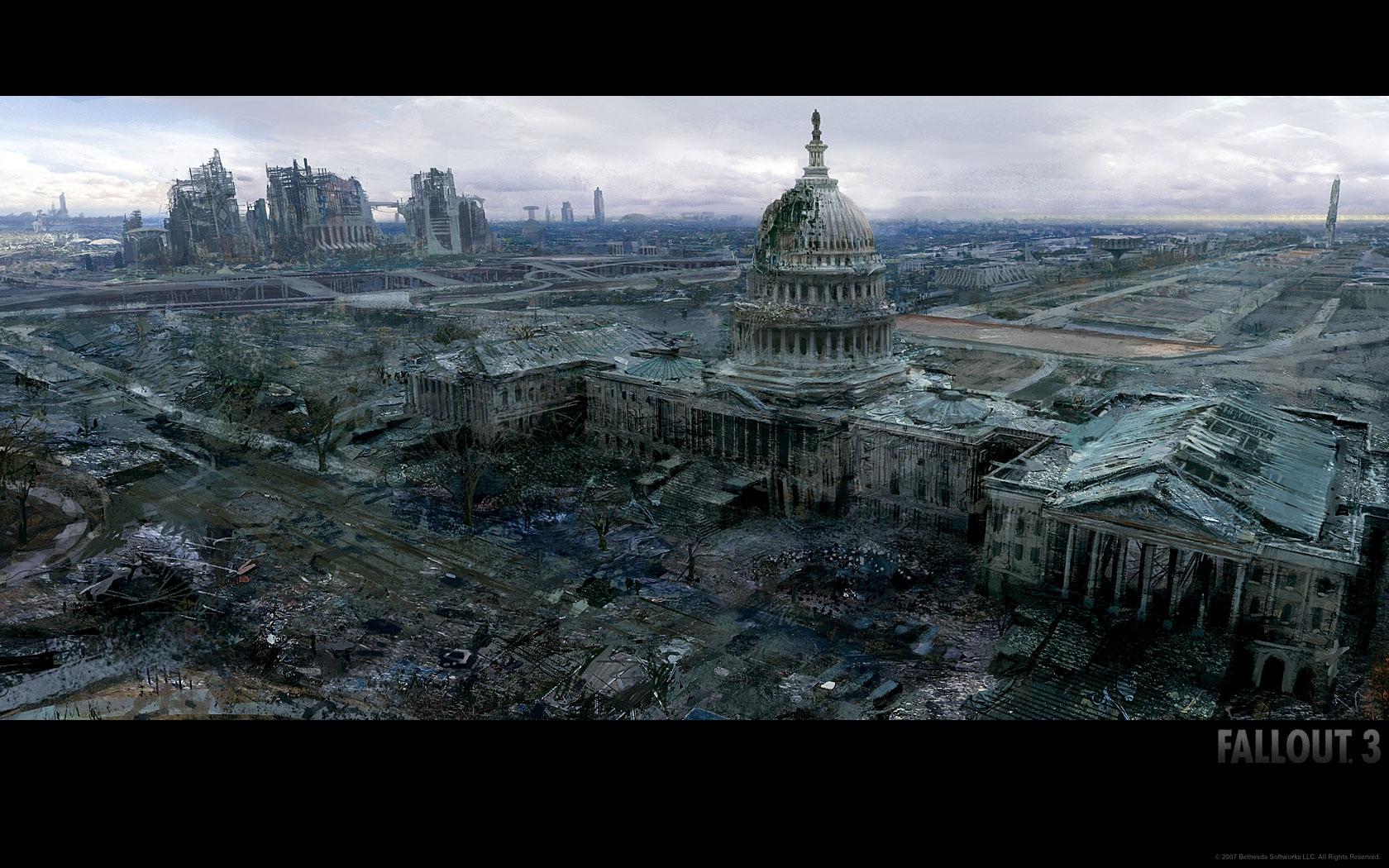 Fallout 4 5 Desktop Wallpaper 1680x1050