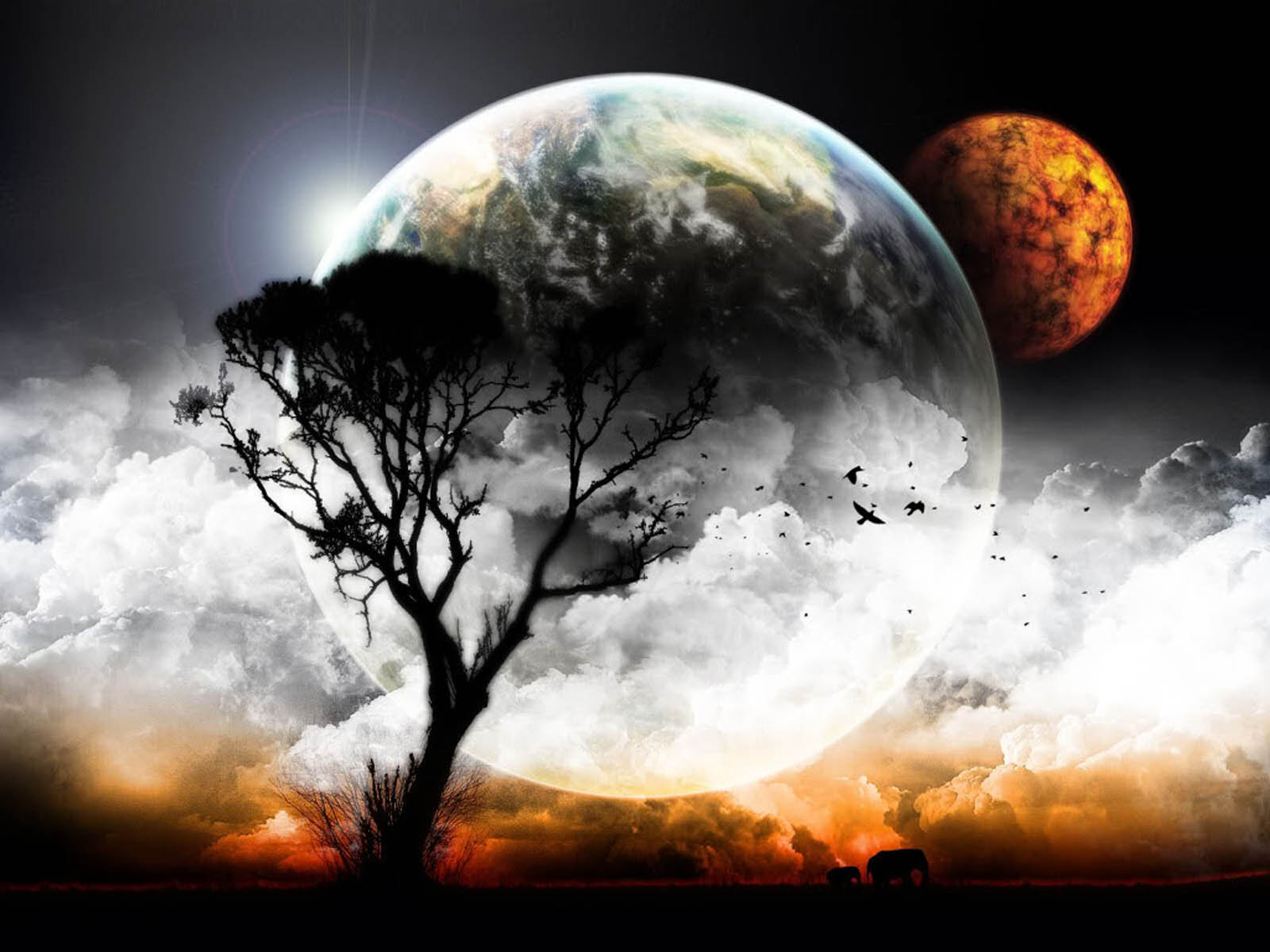 Tag Moon Nature Wallpapers Images Photos Pictures and Backgrounds 1600x1200