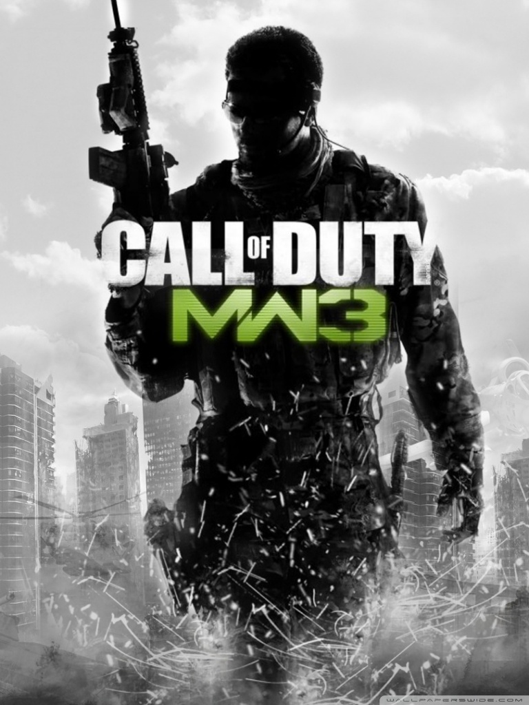 Free Download Call Of Duty Modern Warfare 3 4k Hd Desktop