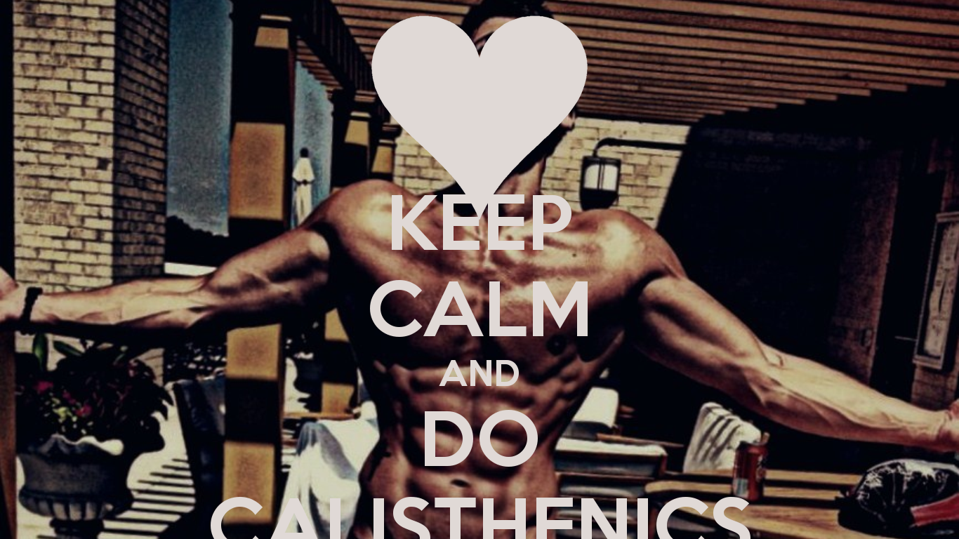 Calisthenics Wallpaper - WallpaperSafari