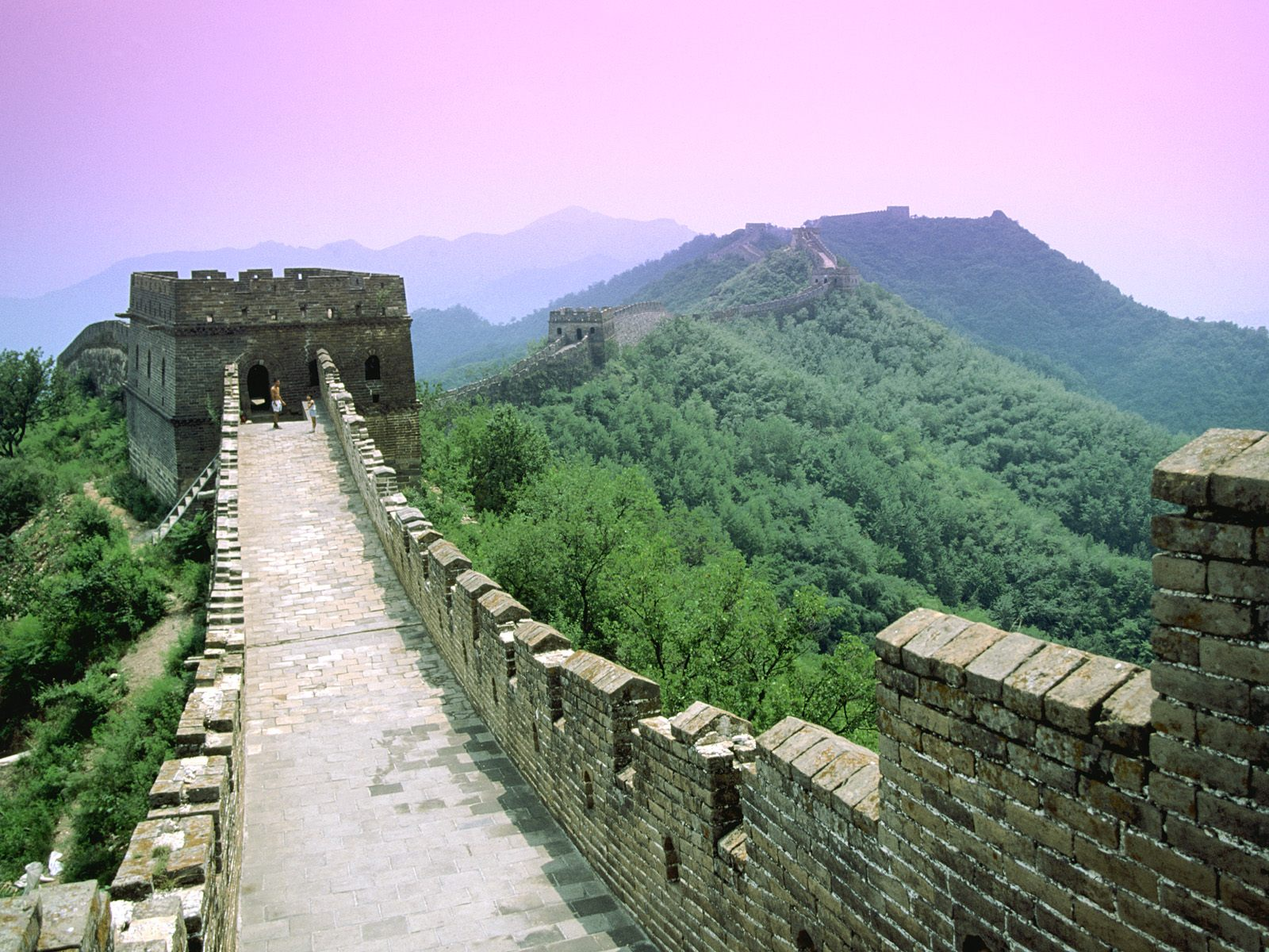Great Wall Beijing China Wallpapers HD Wallpapers 1600x1200