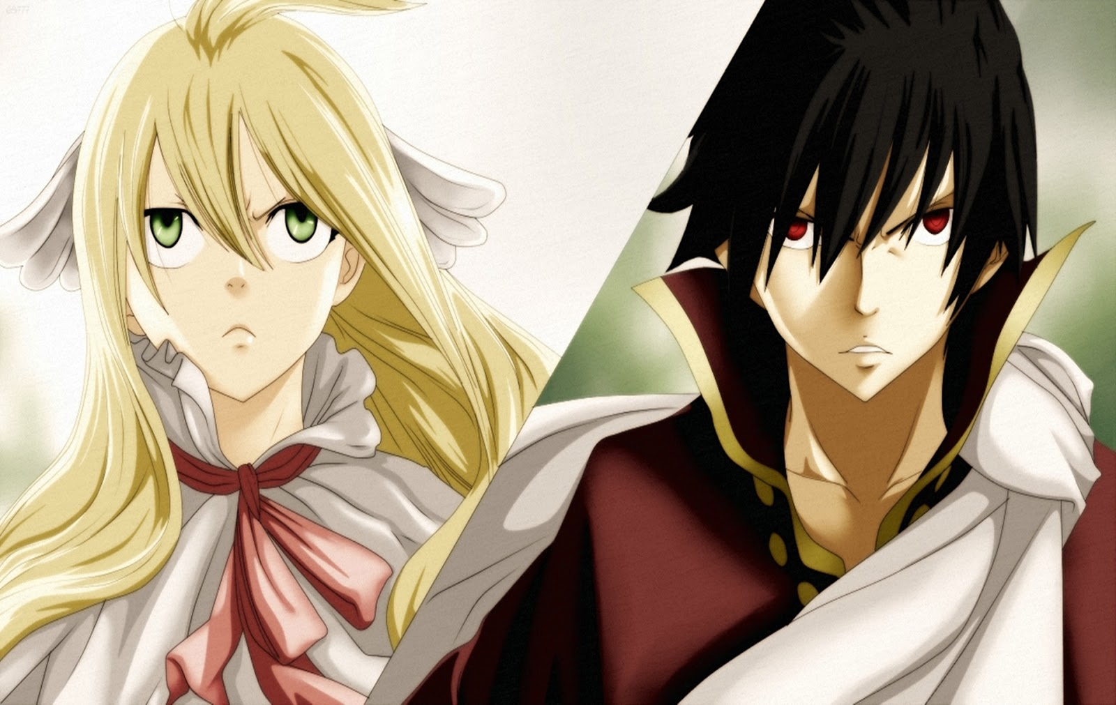 Anime Characters Named Zero : Zeref wallpaper wallpapersafari