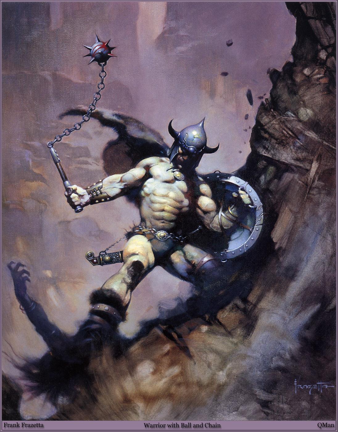 Wallpaper Frank Frazetta Men Helmet warrior Fantasy 1096x1400
