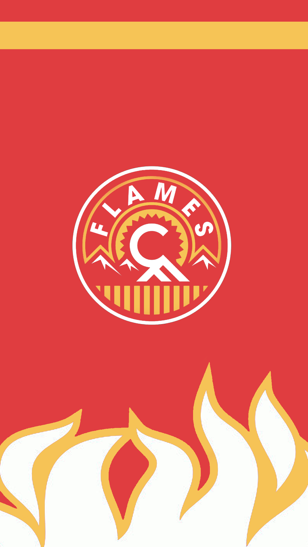 In Gallery Calgary Flames Wallpapers 47 Calgary Flames 1080x1920