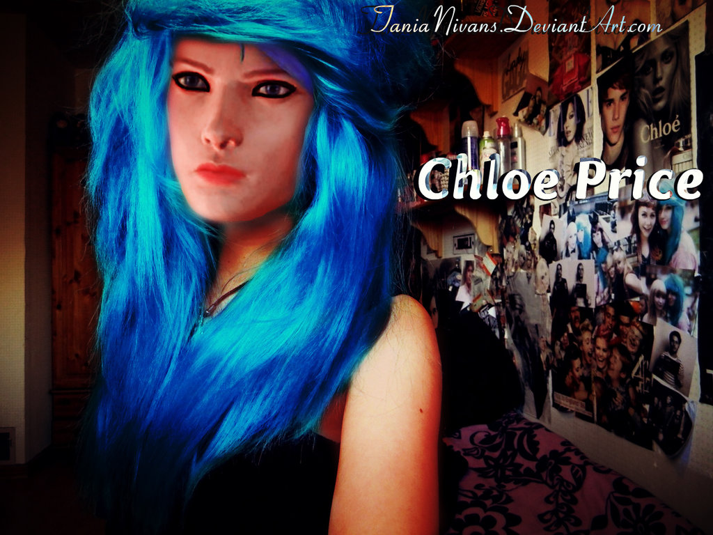 Chloe Price by TaniaNivans 1024x768