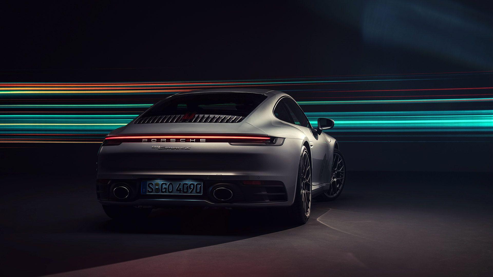 Porsche 911 992 Wallpapers   Top Porsche 911 992 Backgrounds 1920x1080
