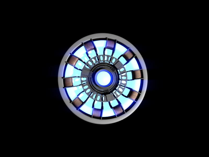 Arc Reactor by Technokingjpg 800x600