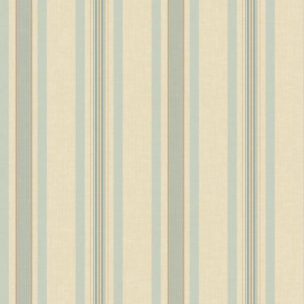 Ashford Stripes Multi Pinstripe Wallpaper modern wallpaper 600x600