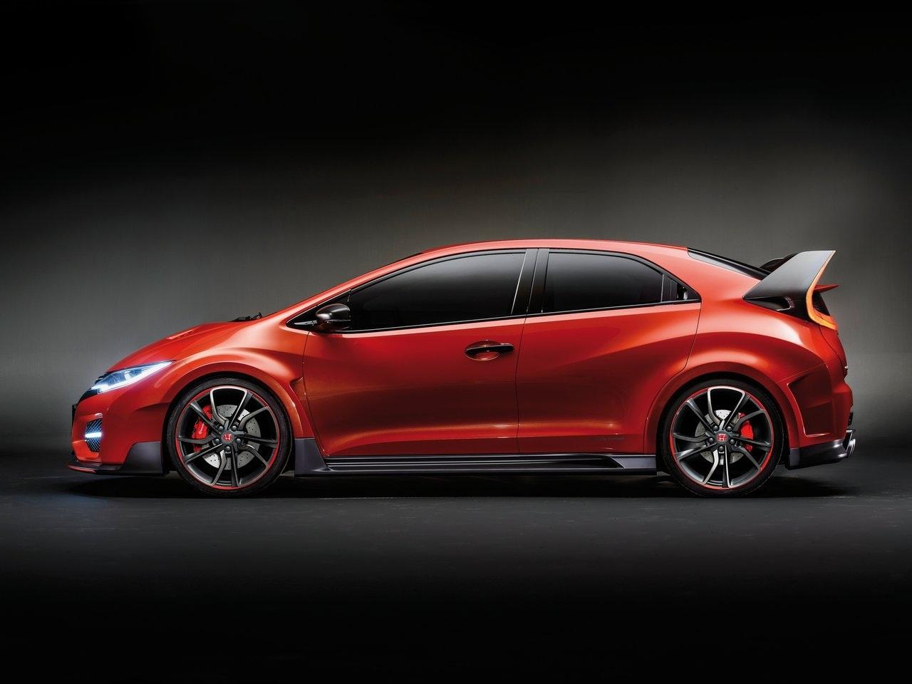 2014 Honda Civic Type R Concept   Wallpapers Pics 1280x960