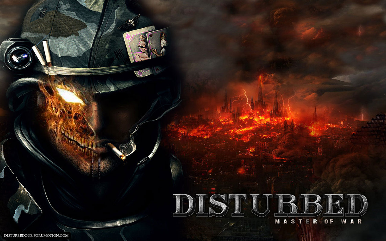 The Guy Disturbed Wallpaper - WallpaperSafari