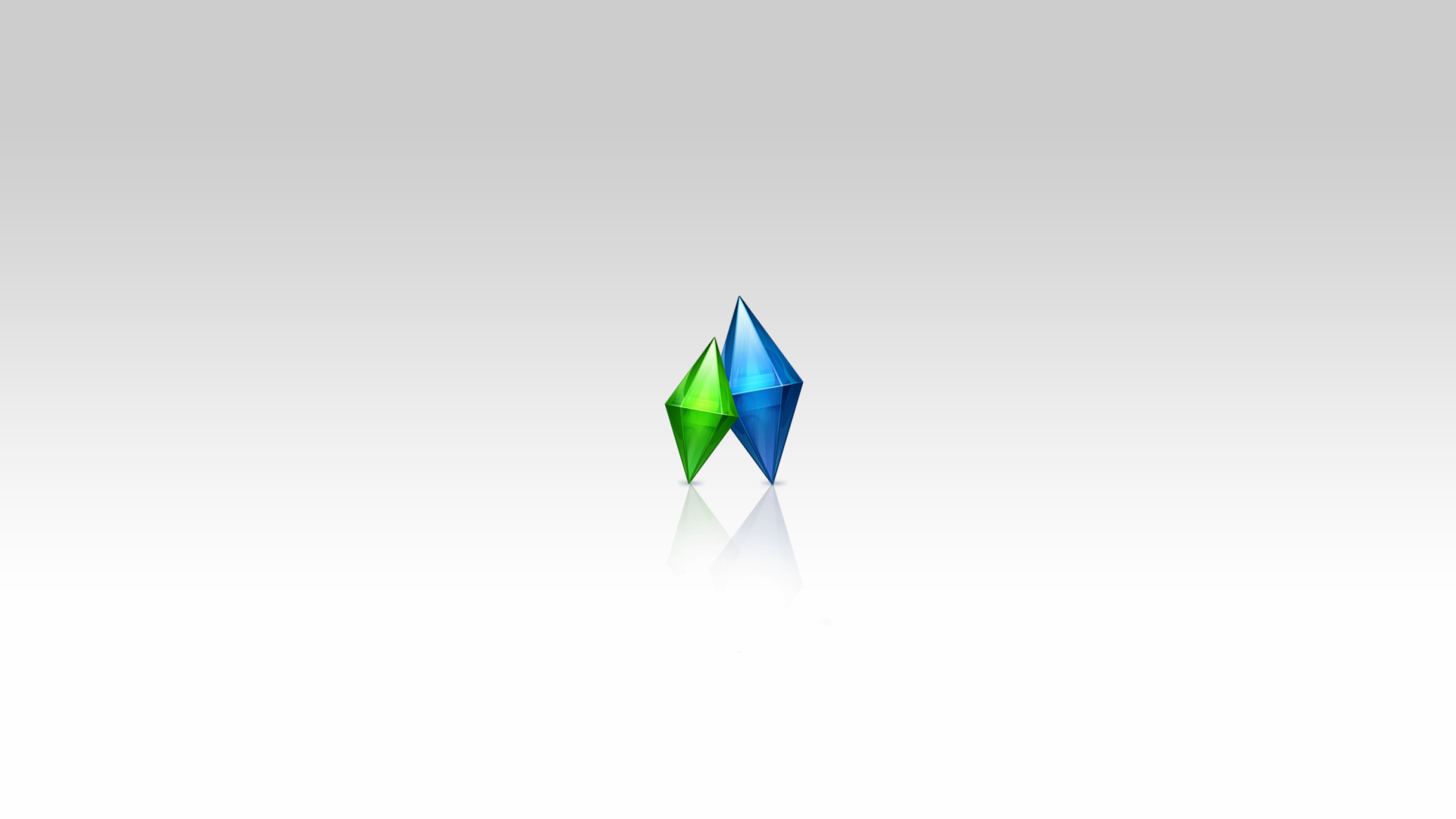 An old TS4 background I made from Olympus plumbob renders thesims 1920x1080
