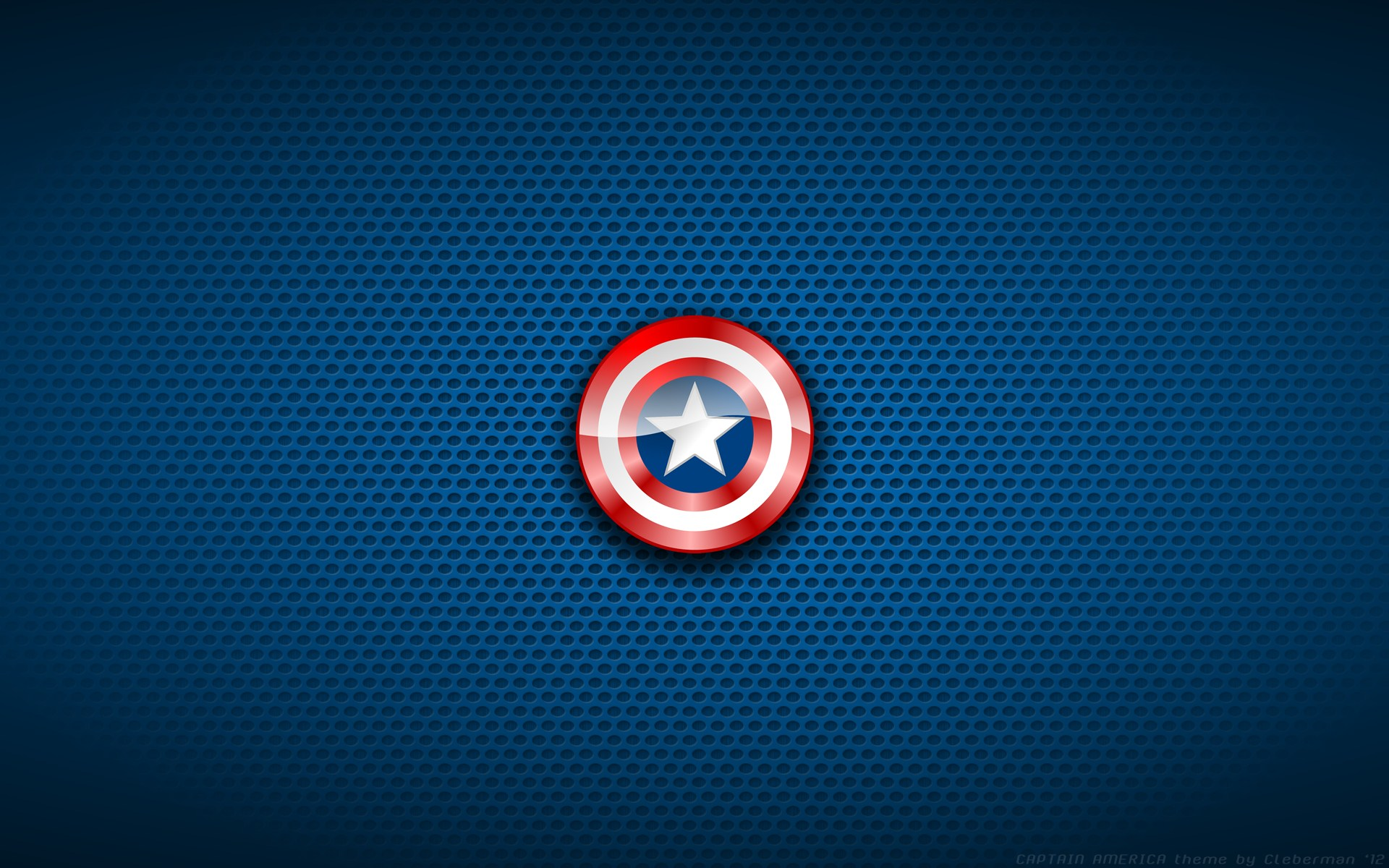 Captain America Shield HD PC Wallpapers 4305   HD Wallpapers Site 1920x1200