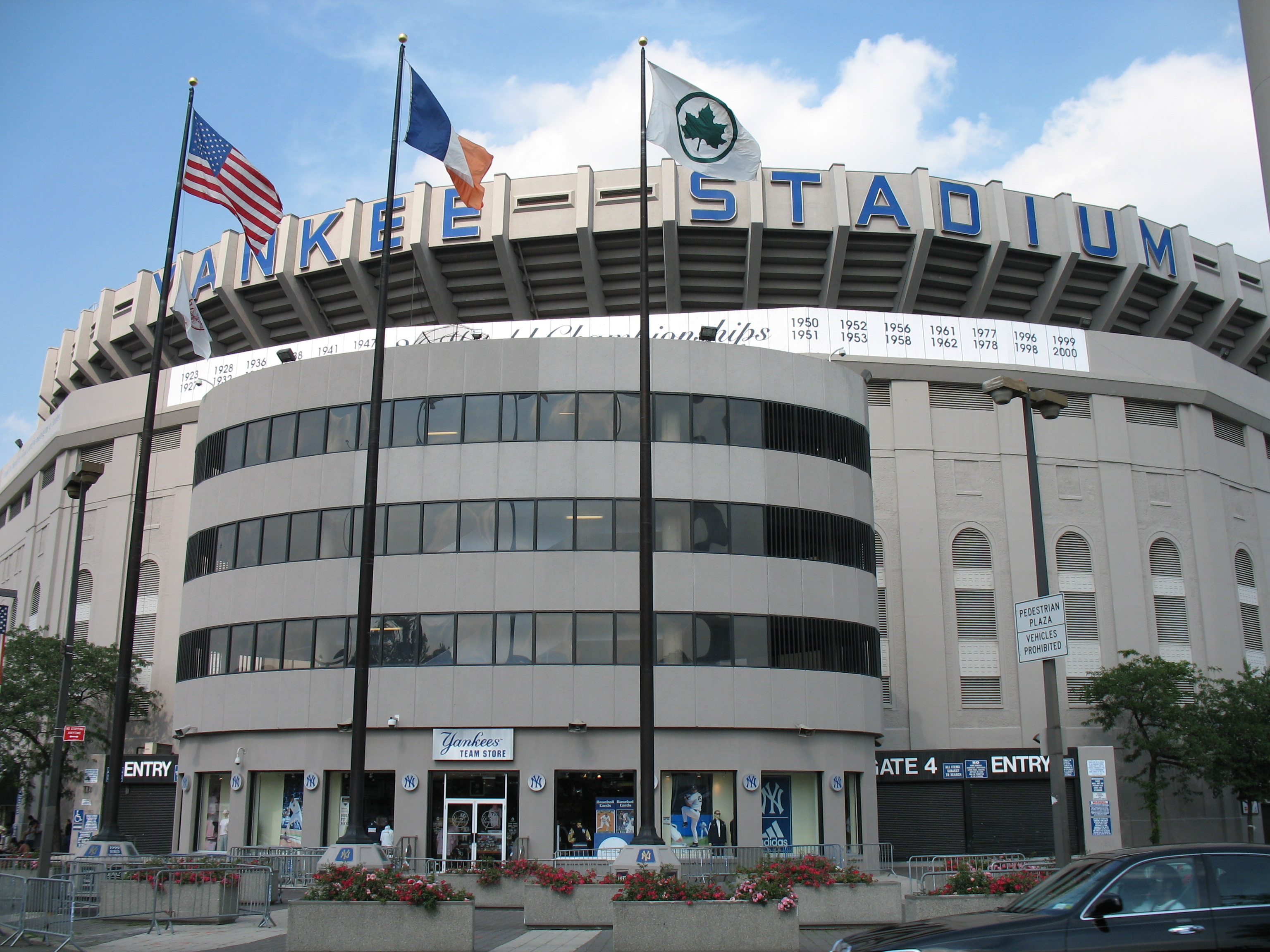 FileYankee stadium exteriorjpg   Wikipedia the encyclopedia 3072x2304