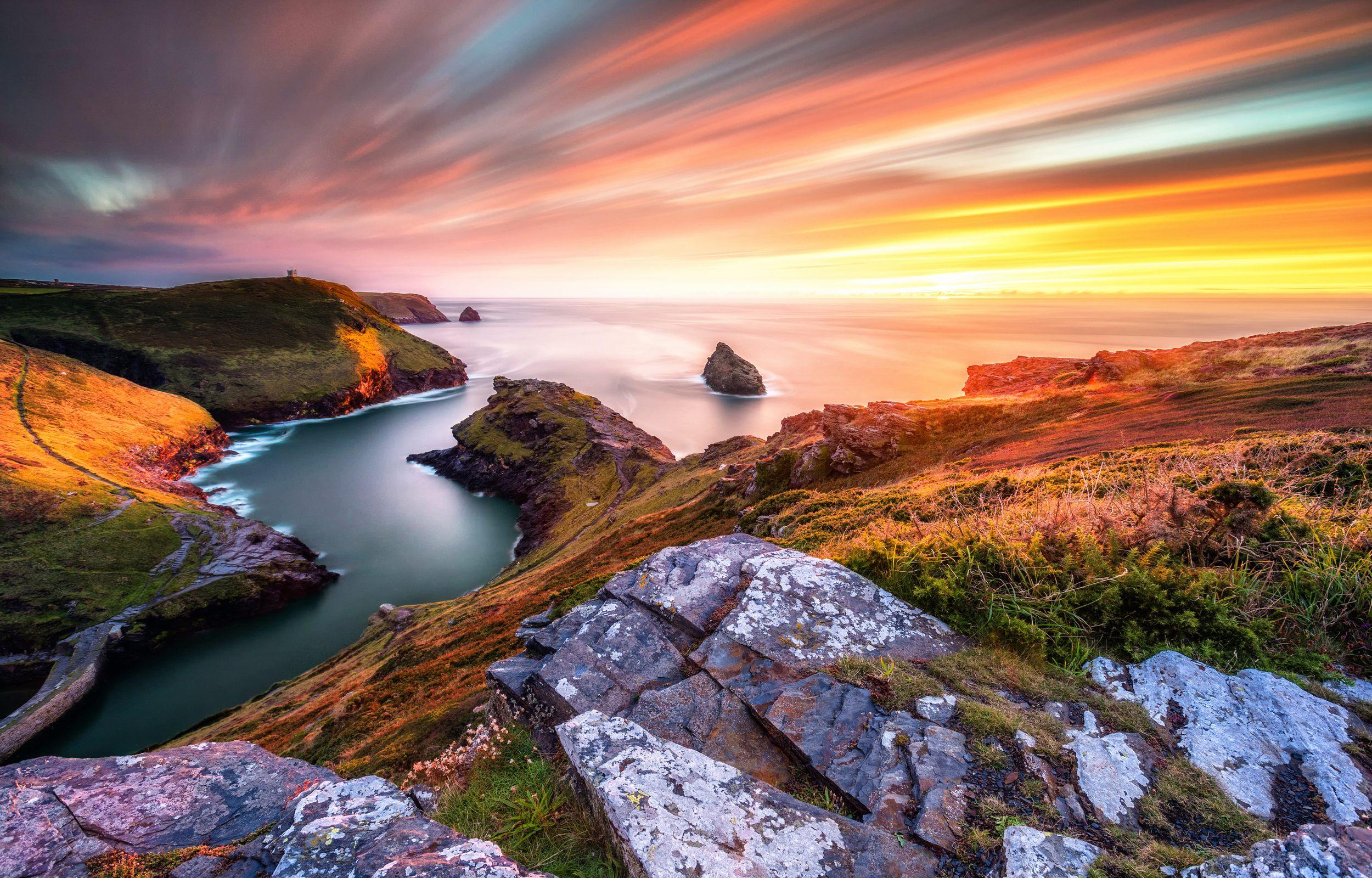 Beautiful Sea Backgrounds ZLLOX 2500x1600