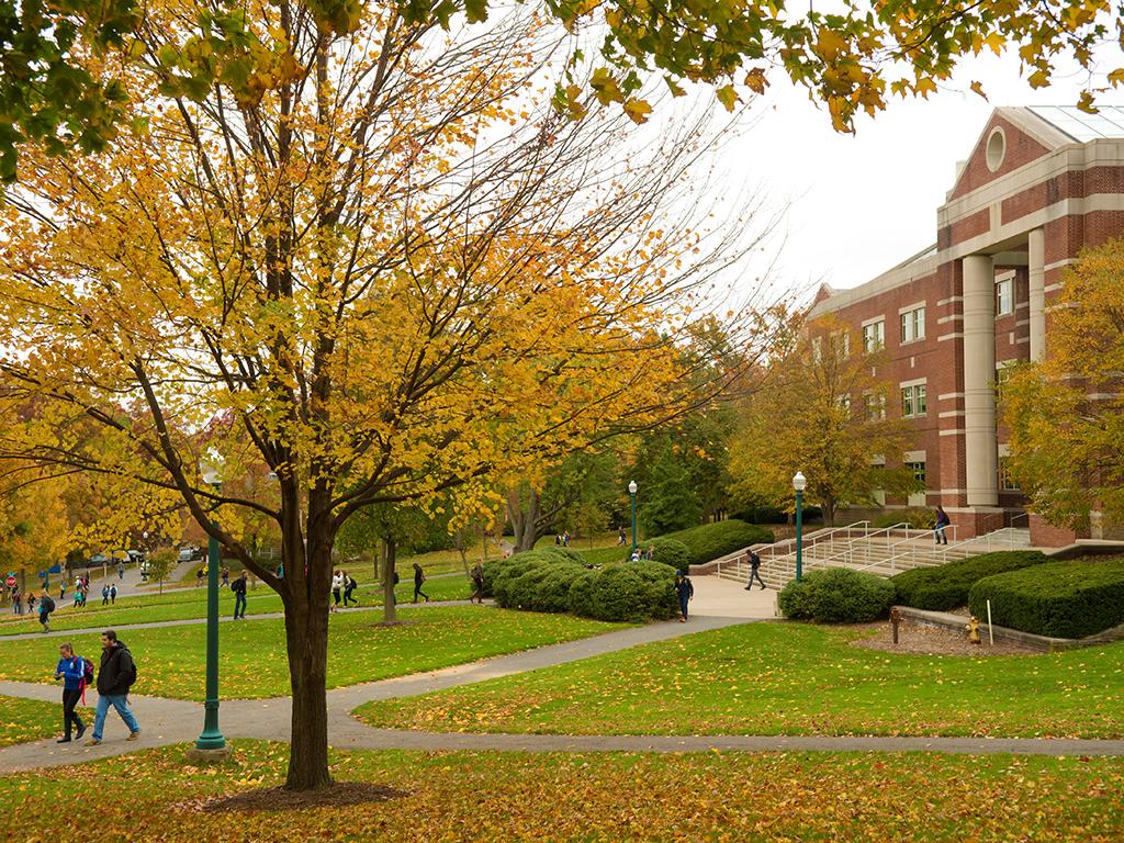 Bucknell Wallpaper Bucknell University Aesthetic Autumn 1024x768