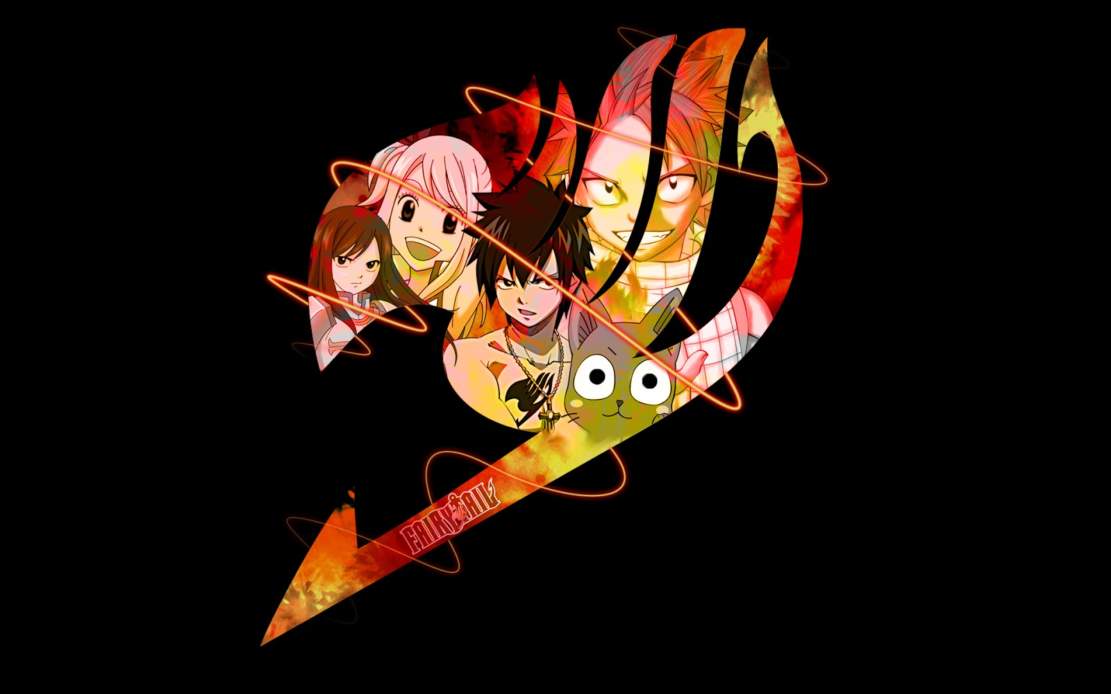 no manga and anime wallpapers fairy tail cool hd wallpapers 1600x1000