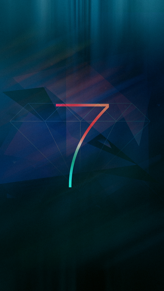 iOS7 Wallpaper   The iPhone Wallpapers 640x1136
