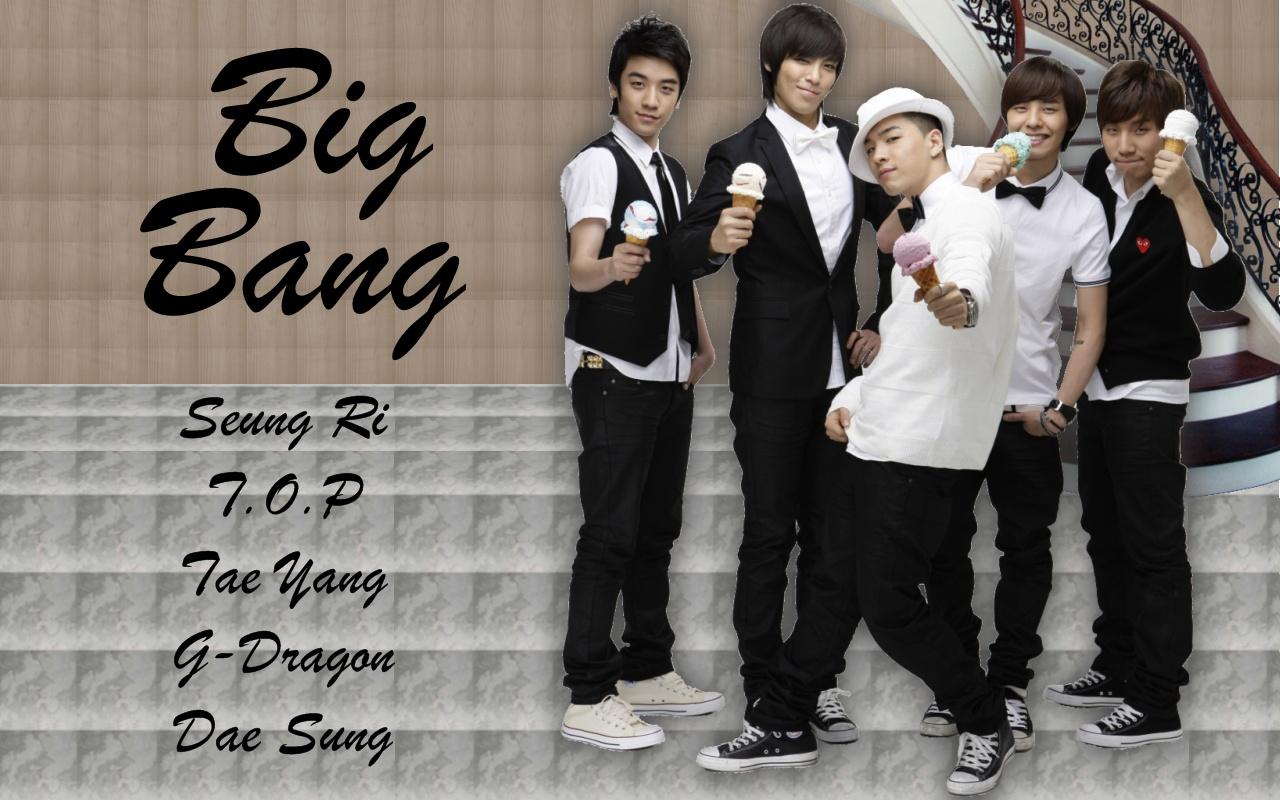 Big Bang wallpaper   kpop 4ever Wallpaper 32175004 fanclubs 1280x800