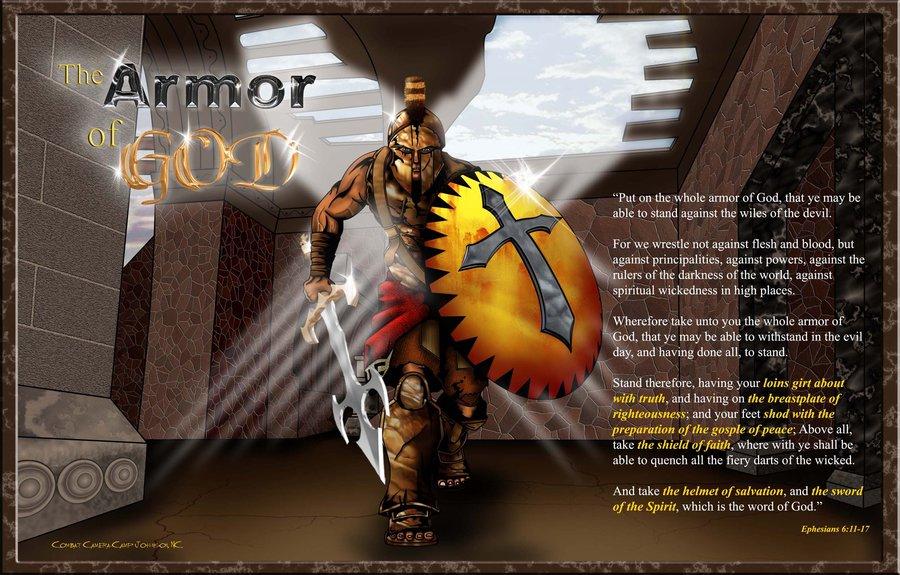 Armor Of God Wallpaper Wallpapersafari