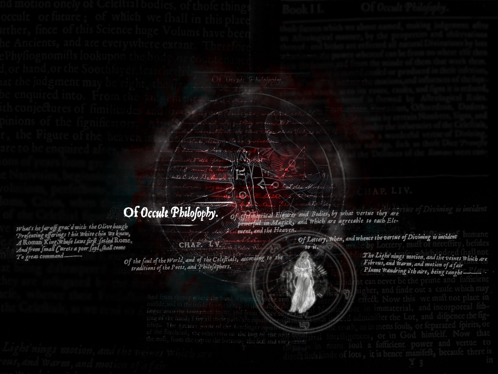 Occult Wallpaper 1600x1200 Occult 1600x1200