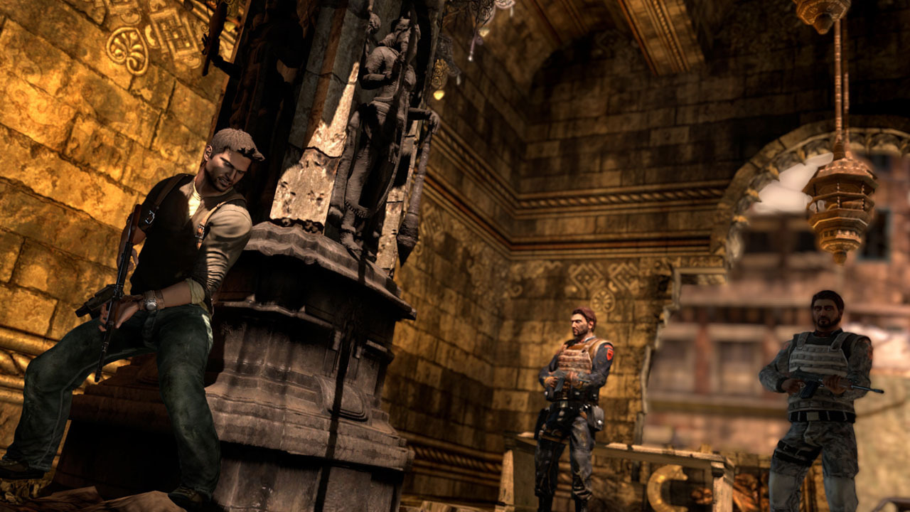 Uncharted 2 Among Thieves   Uncharted Wallpaper 3784789 1280x720