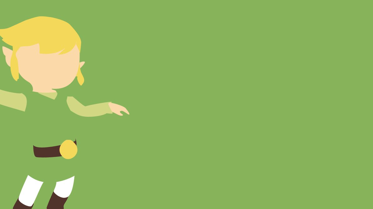 zelda minimalist wallpaper - photo #14