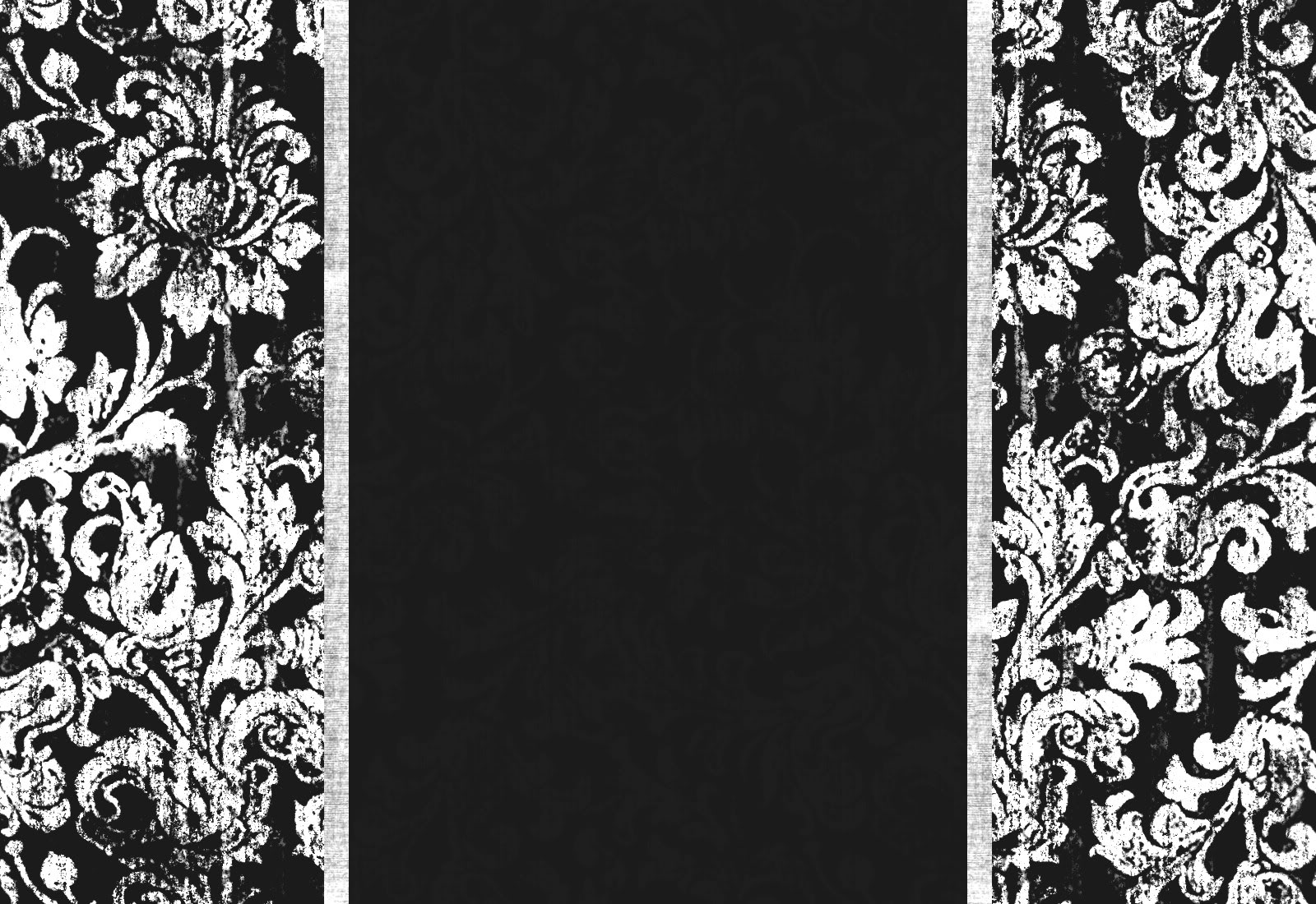 Background Designs Black And White Flowers Images Pictures   Becuo 1600x1100