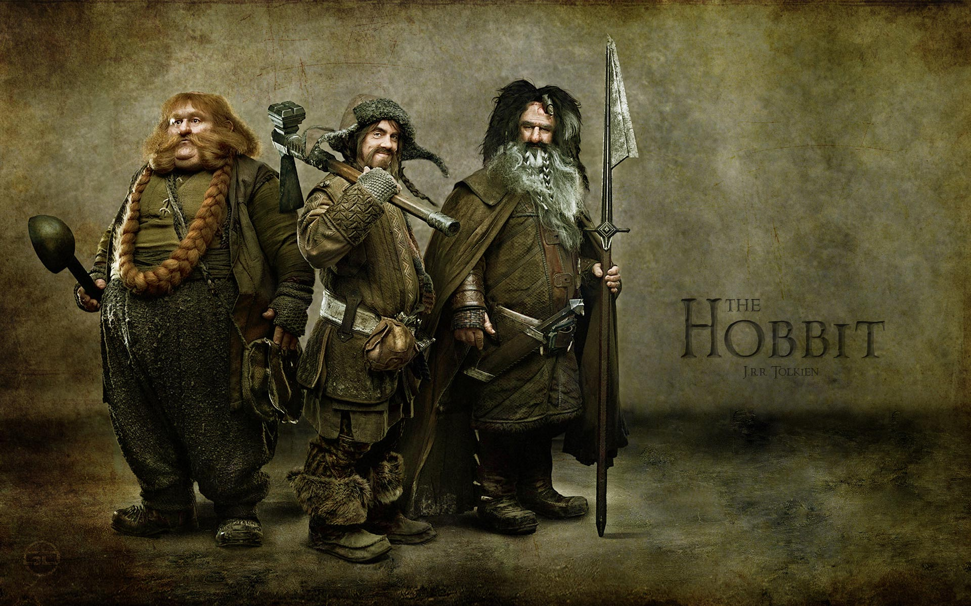 The Hobbit An Unexpected Journey images the hobbit bombur bofur 1920x1200