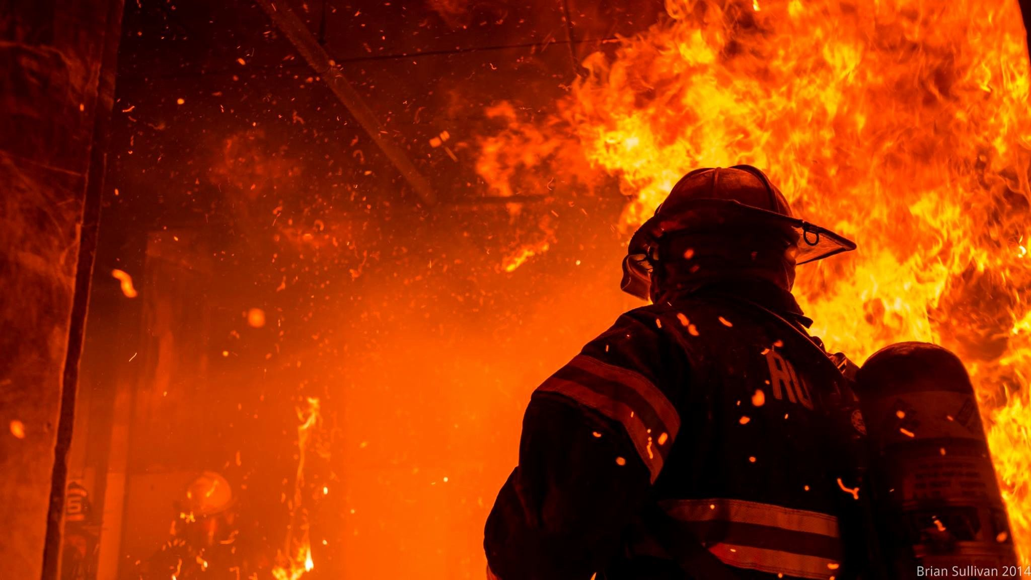 Firefighter Wallpapers   Top Firefighter Backgrounds 2048x1152