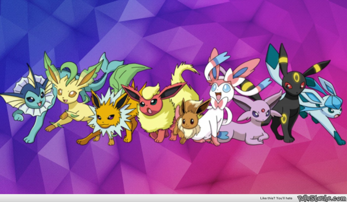 eeveelutions wallpaper - photo #10