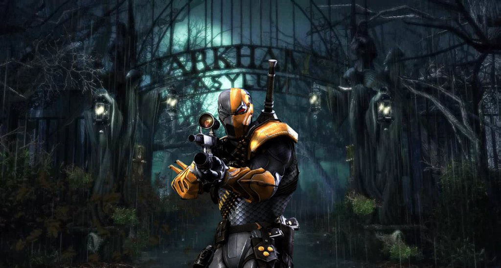 Deathstroke wallpaper by PsychosisEvermore 1024x548